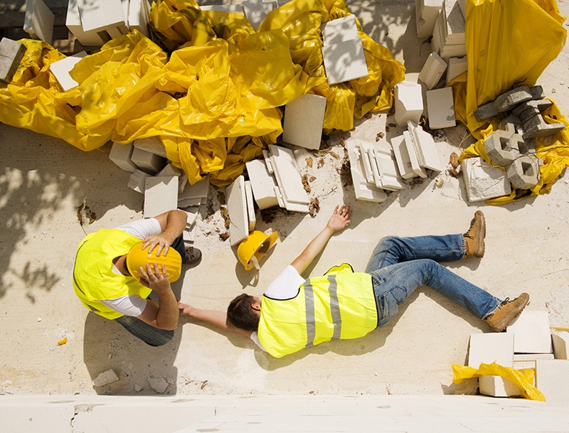 Serious injuries may result from construction accidents