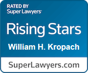 Super Lawyer William H Kropach