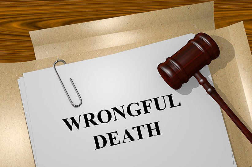 Common damages in wrongful death cases