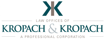 Law Offices Of Kropach & Kropach, A Professional Corporation