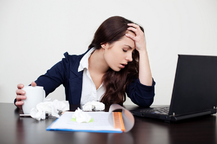 6 Ways You Can Deal with Stress at Work