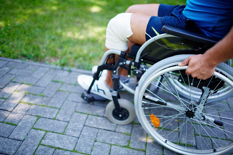 Orthopedic Injuries: Health Workers At Risk
