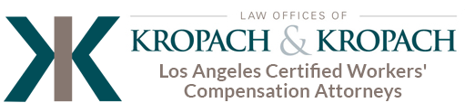 Law Offices Of Kropach & Kropach : Los Angeles Certified Workers' Compensation Attorneys
